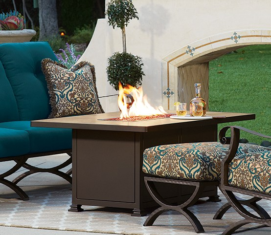 Fire Pit Tables | Beachcomber Lethbridge - Hot Tubs, Pool ...