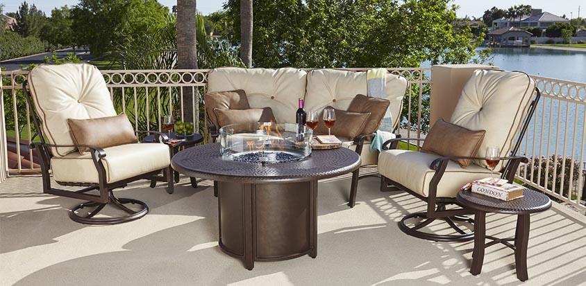 Beachcomber patio