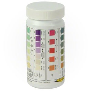 Water Care Test Strips