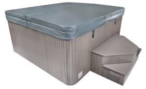 Beachcomber hot tub cover