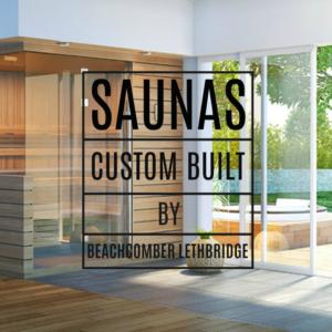 Beachcomber Sauna