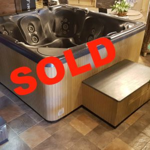 Beachcomber Hot Tub preowned